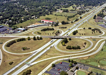 Cloverlead Interchange