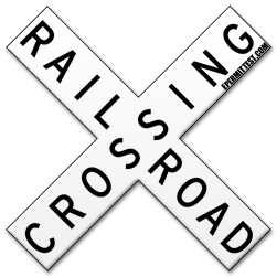 Railroad Crossbuck