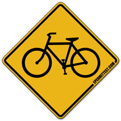 Bicycle Crossing