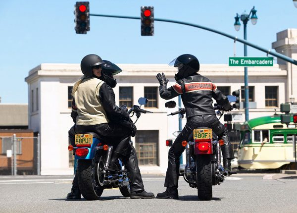 Driving Safety for Motorcyclists