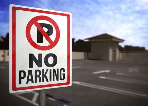 Restricciones de Estacionamiento