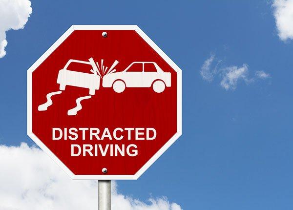 Conducción Distraída