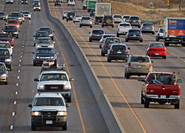 Choosing a Driving Lane on a Highway