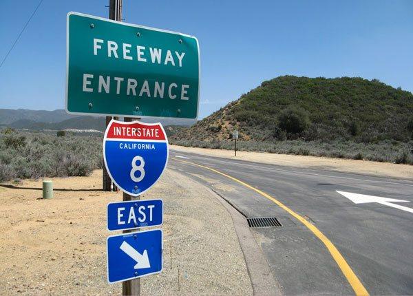 Instrucciones Paso a Paso para Entrar en una Autopista