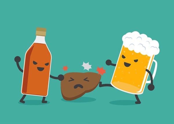 Efectos del Consumo de Alcohol en la Salud a Largo Plazo