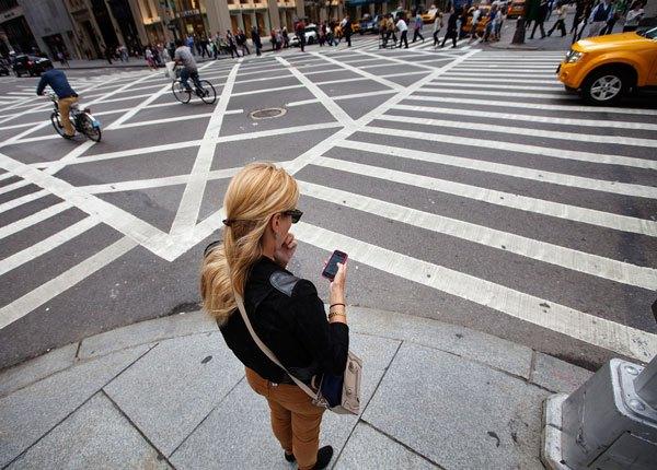 Reglas de Carretera para Peatones