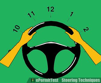 Manos en el volante – Posiciones 10-2