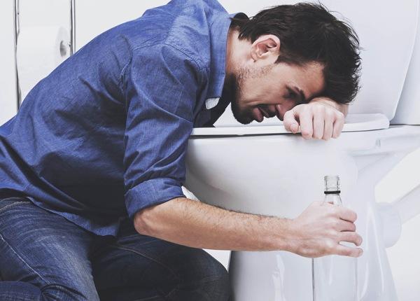 Intoxicación por Alcohol - Conducir Bajo la Influencia