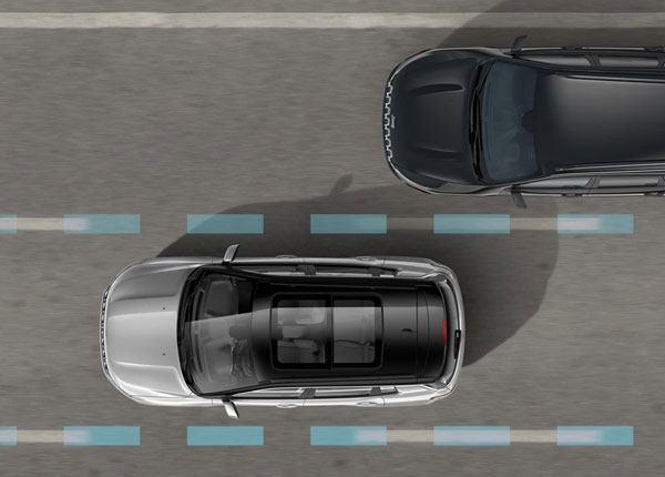 Choosing a lane position