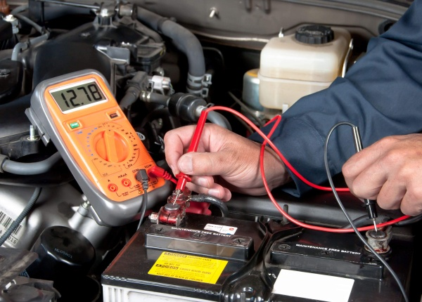 Electrical System in Your Car