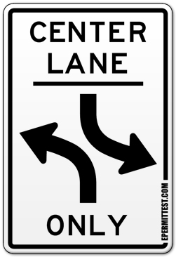 Center Turn Lane