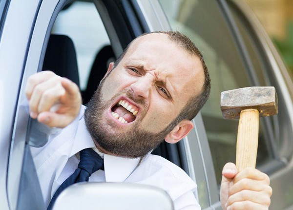 Dealing with Agression and Road Rage