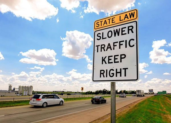Basic Driving Rules and Traffic Laws