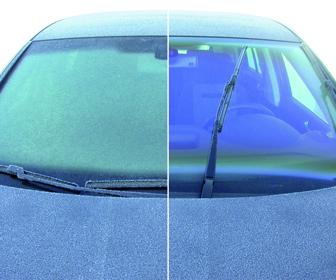 Limpia tu parabrisas para evitar destellos y mejorar la visibilidad