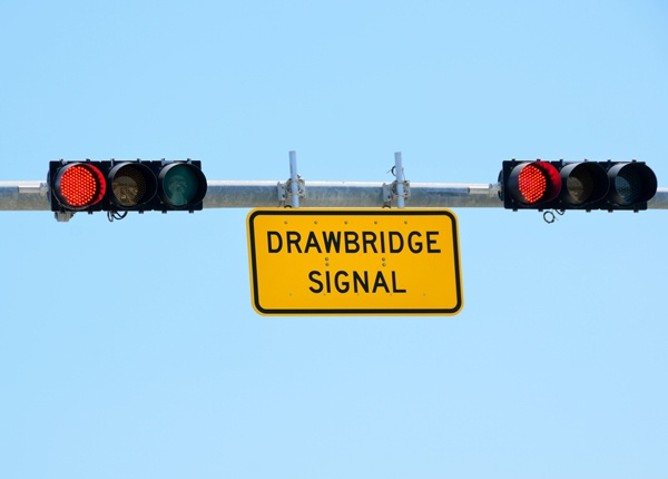 Drawbridge Crossing Signals