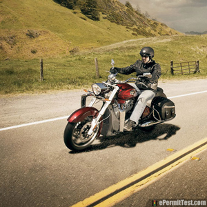Hawaii Motorcycle Drivers Permit Practice Test 2019 | FREE