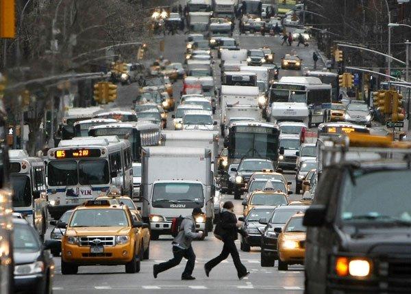 Leyes de Tránsito y Reglas de Carretera