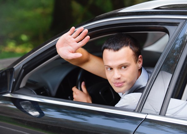 How To Avoid Provoking Road Rage