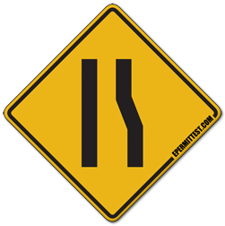 Minnesota DMV Practice Test (MN) # 3 | 2019 ROAD SIGNS