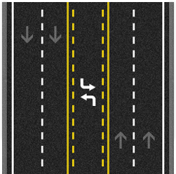 Center Turning Lane
