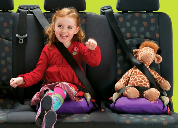 Car Seats and Restraints for Children