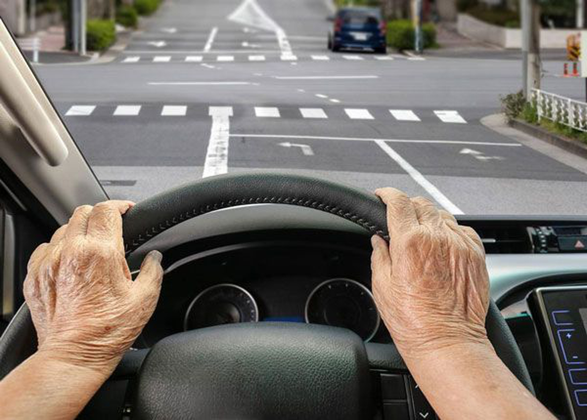 Safe Driving Rules for Aging Drivers