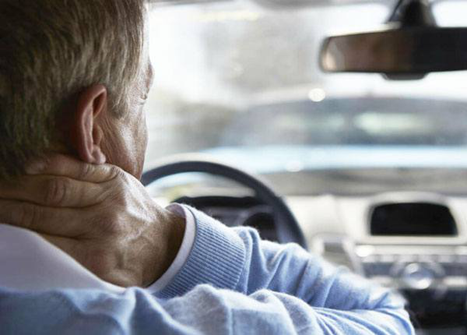 Physical Challenges of Driving