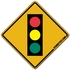 Traffic Signal Ahead