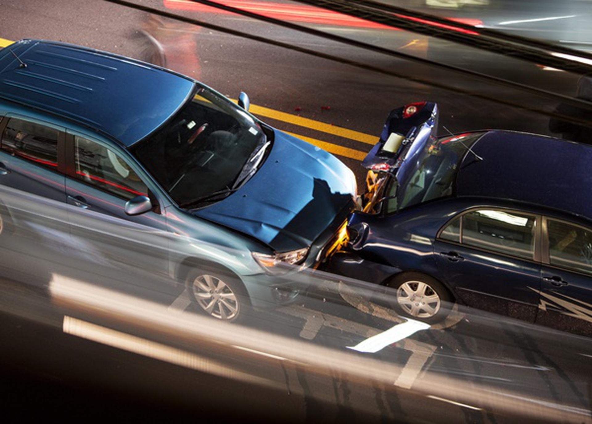 Rear-end Traffic Collision