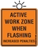 Active Work Zone