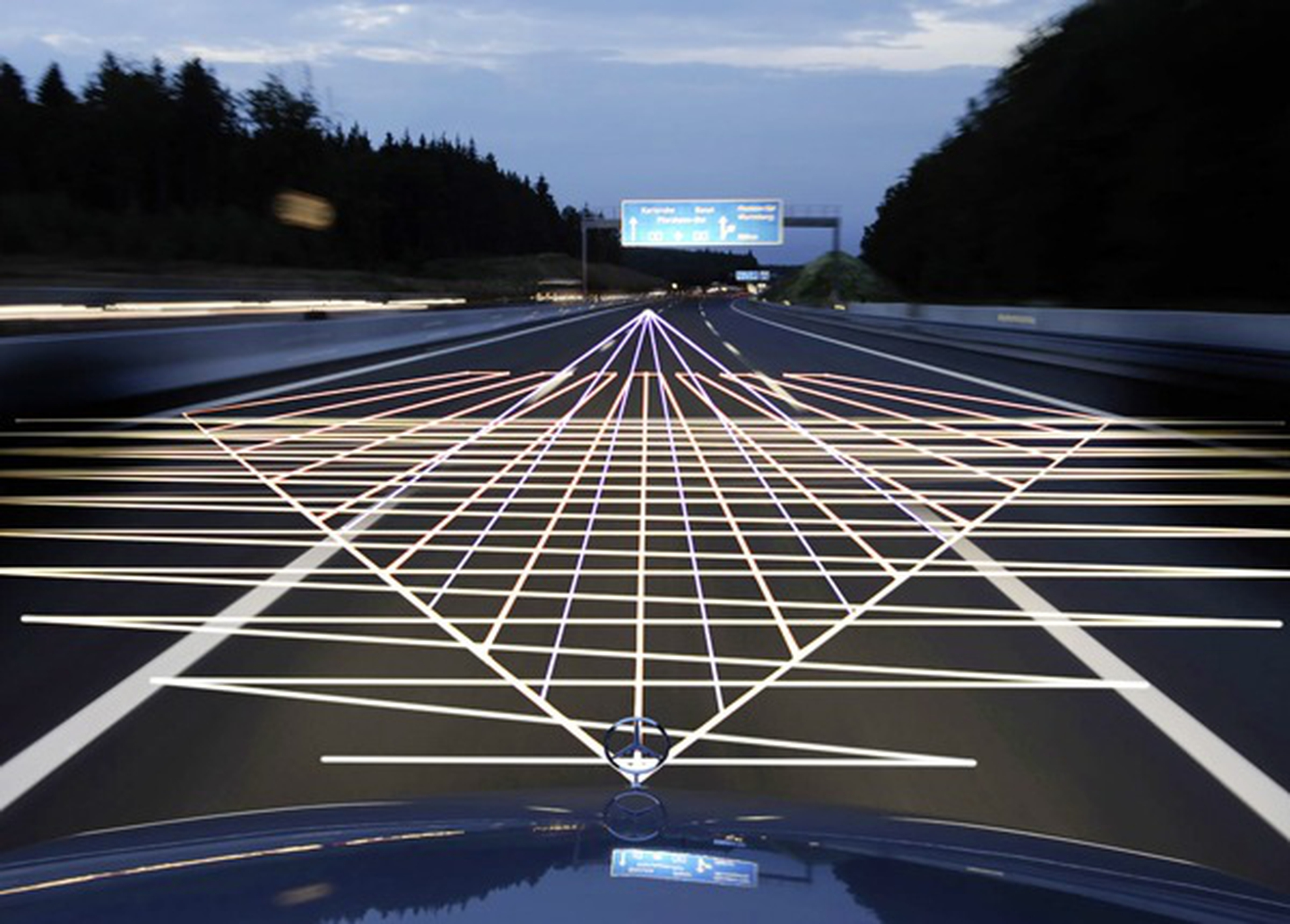 Scanning The Road - Defensive Driving Techniques
