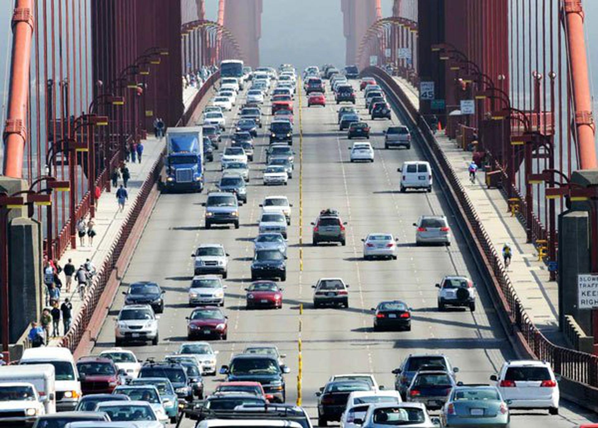 Driving in Heavy Traffic