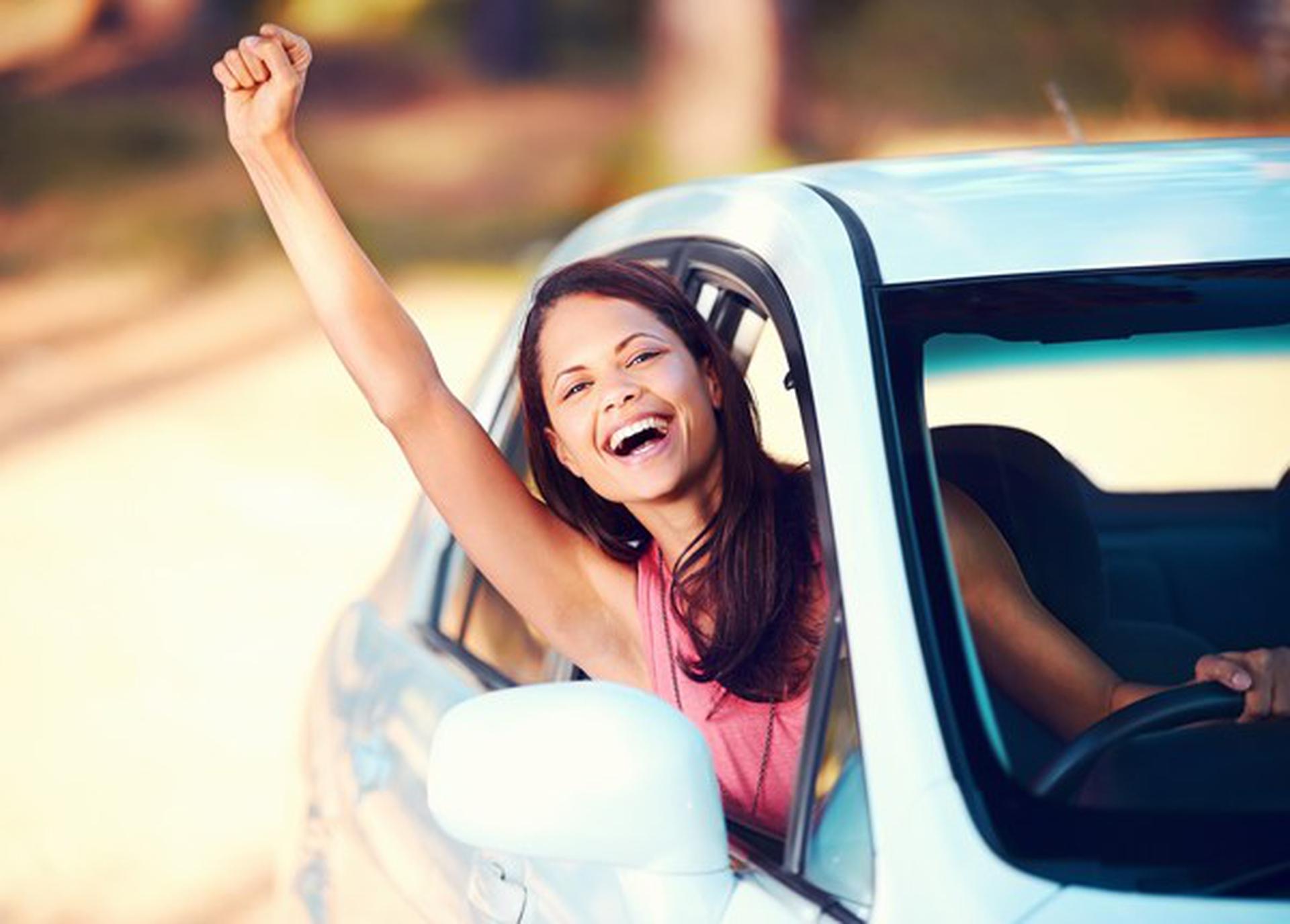 Right Attitude for Preventing Road Rage