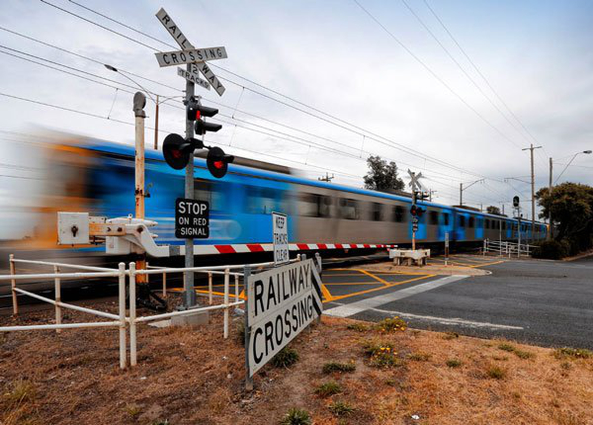 Railroad Crossing Safety Rules