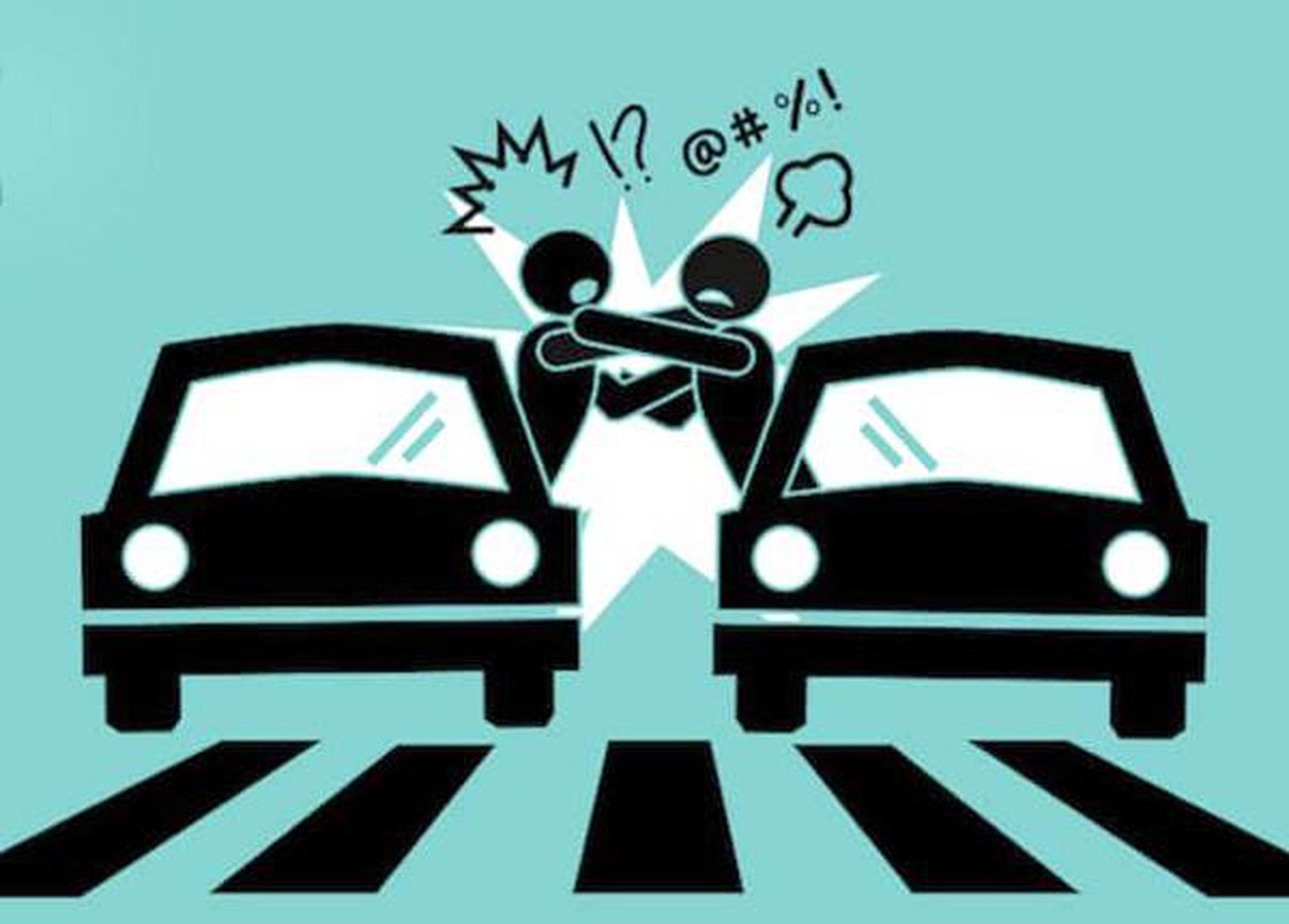 Road Rage Among Drivers