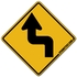 Sharp Turns (Left-Right)