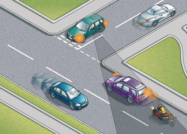 Identifying Road Hazards