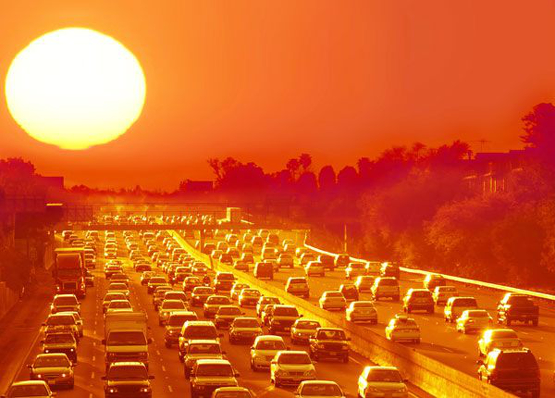 Driving in Hot Weather