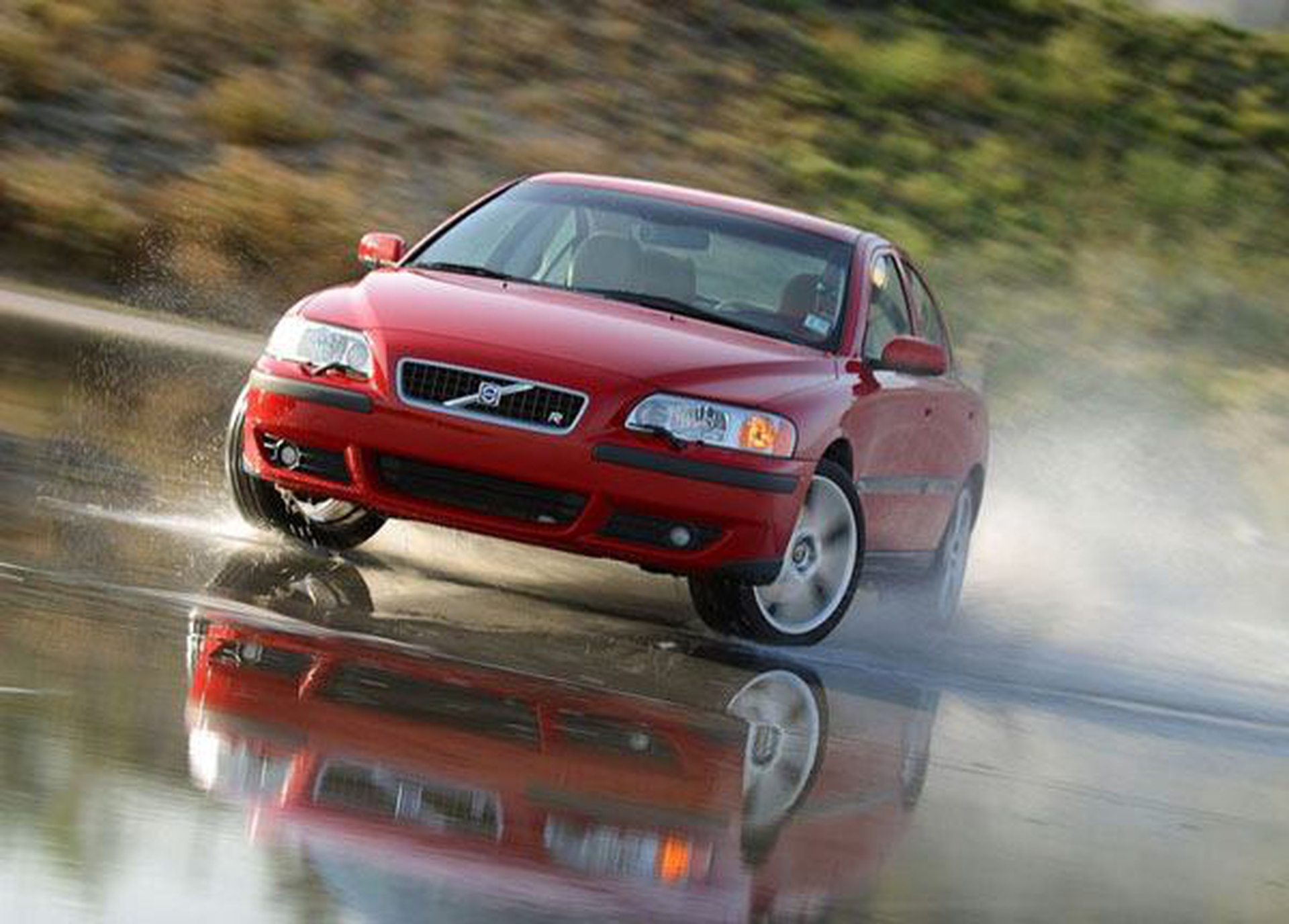 Hydroplaning Prevention & Recovery