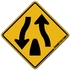 Divided Highway Ends