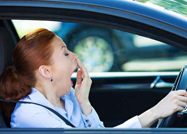 Drowsy Driving Statistics