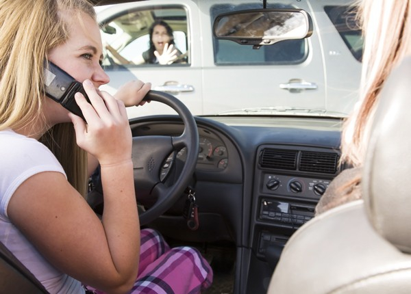 The Risks of Distracted Driving