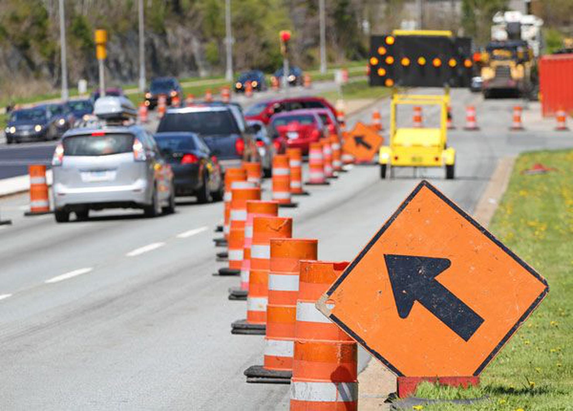 Work Zone Signs & Signals