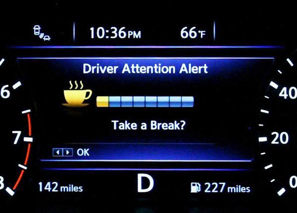 Attentive Driver