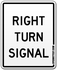 Right Turn Signal