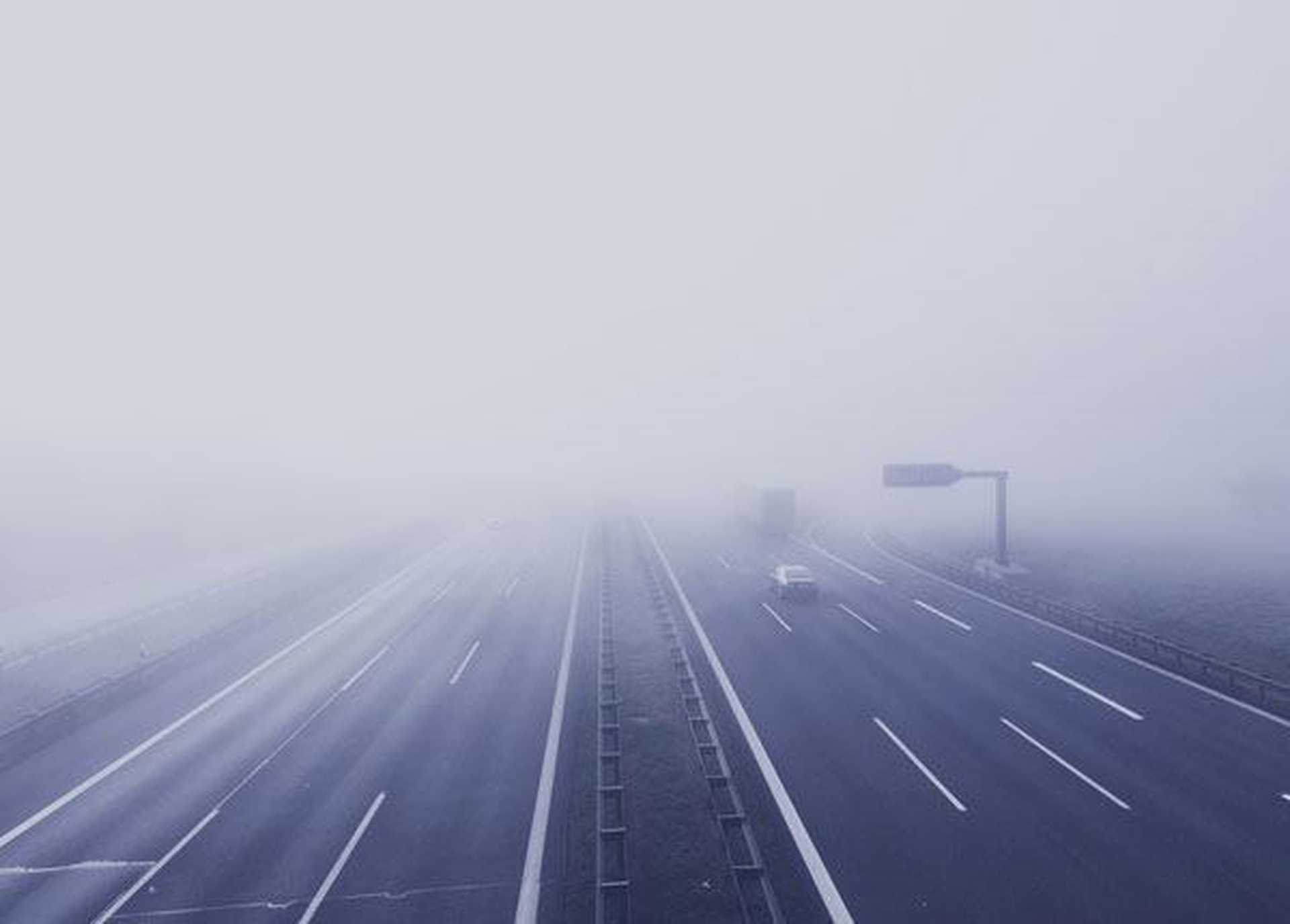 Driving in Foggy Conditions
