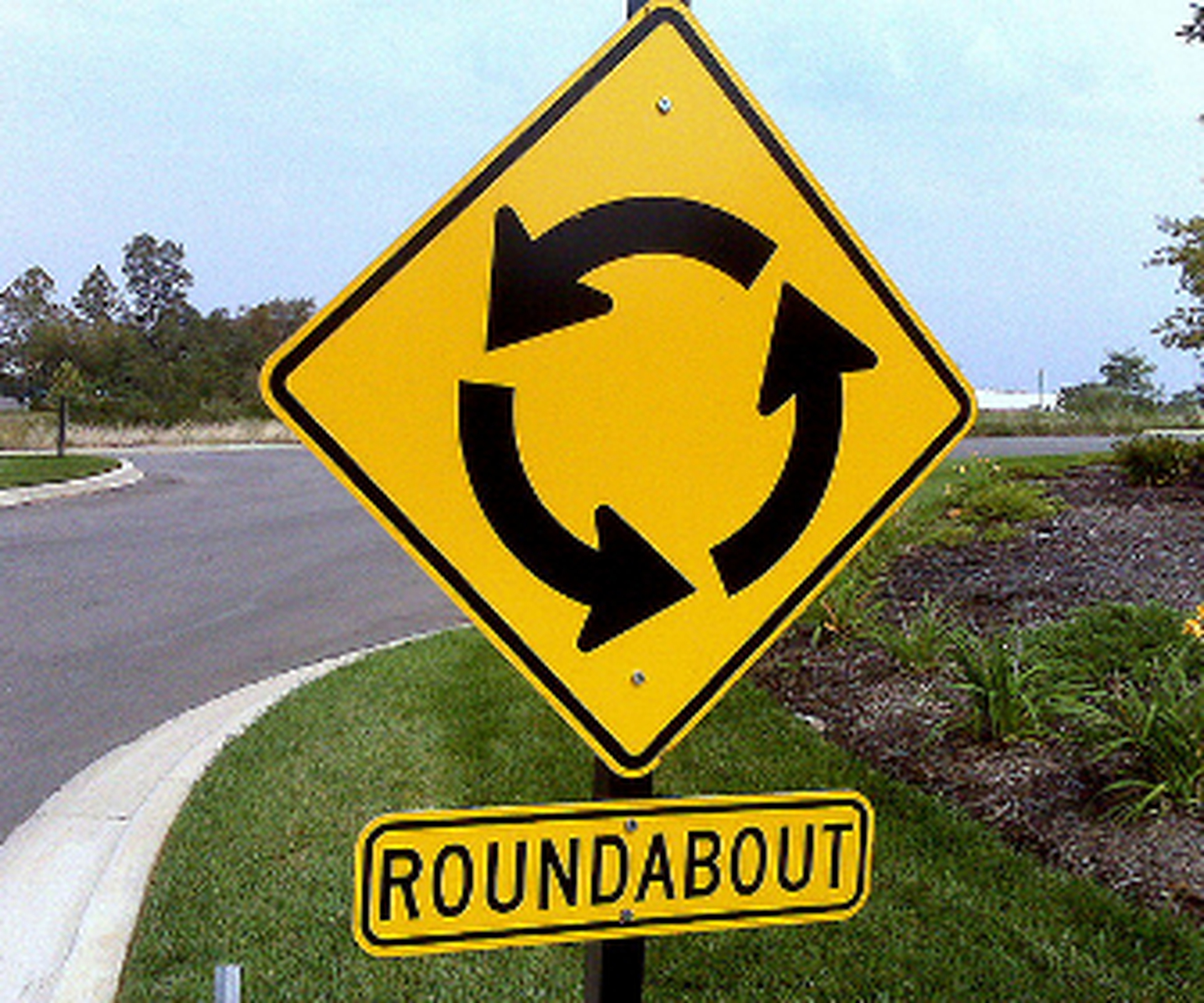 Roundabout Rules