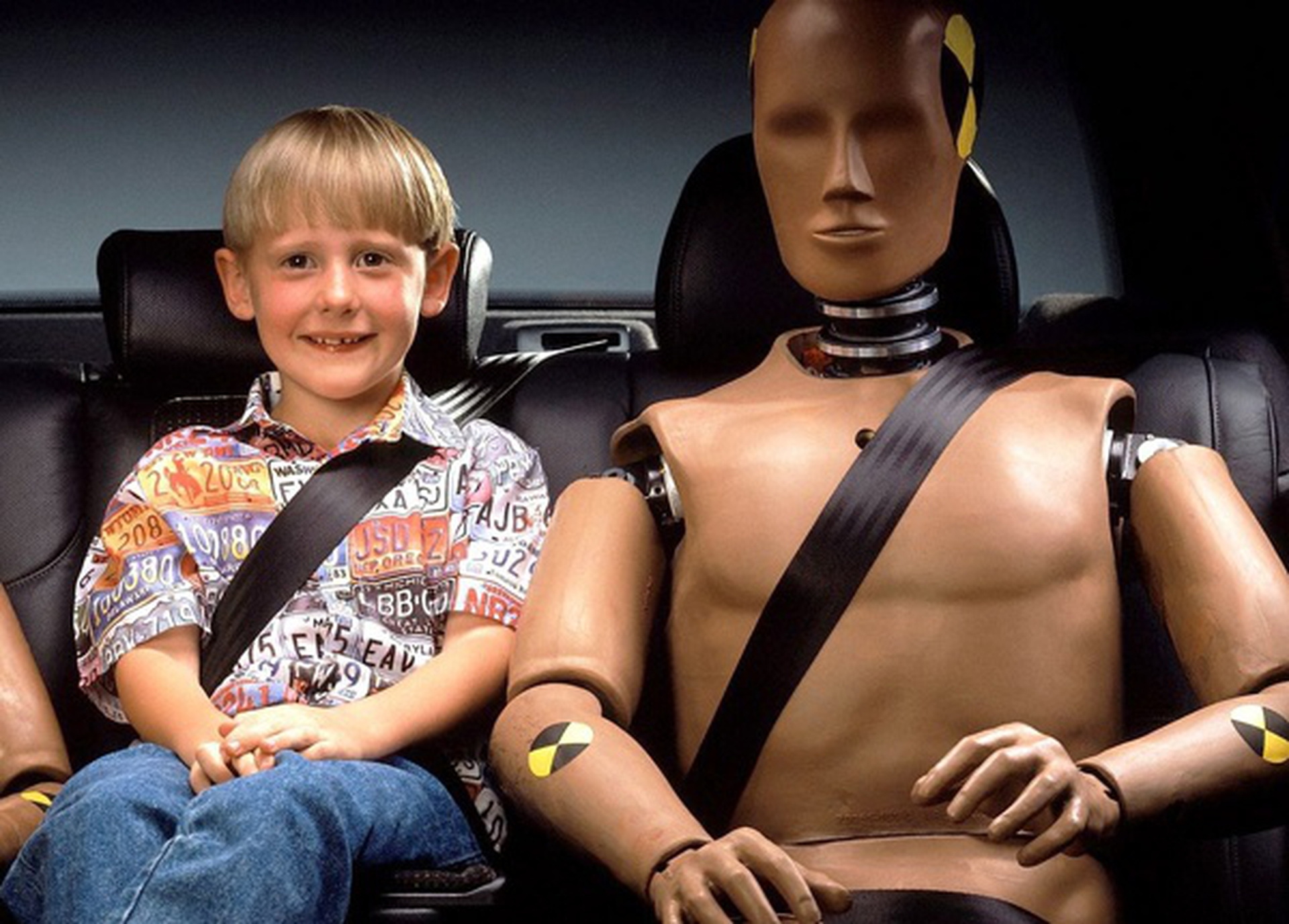 Seat Belt Myths and Reality