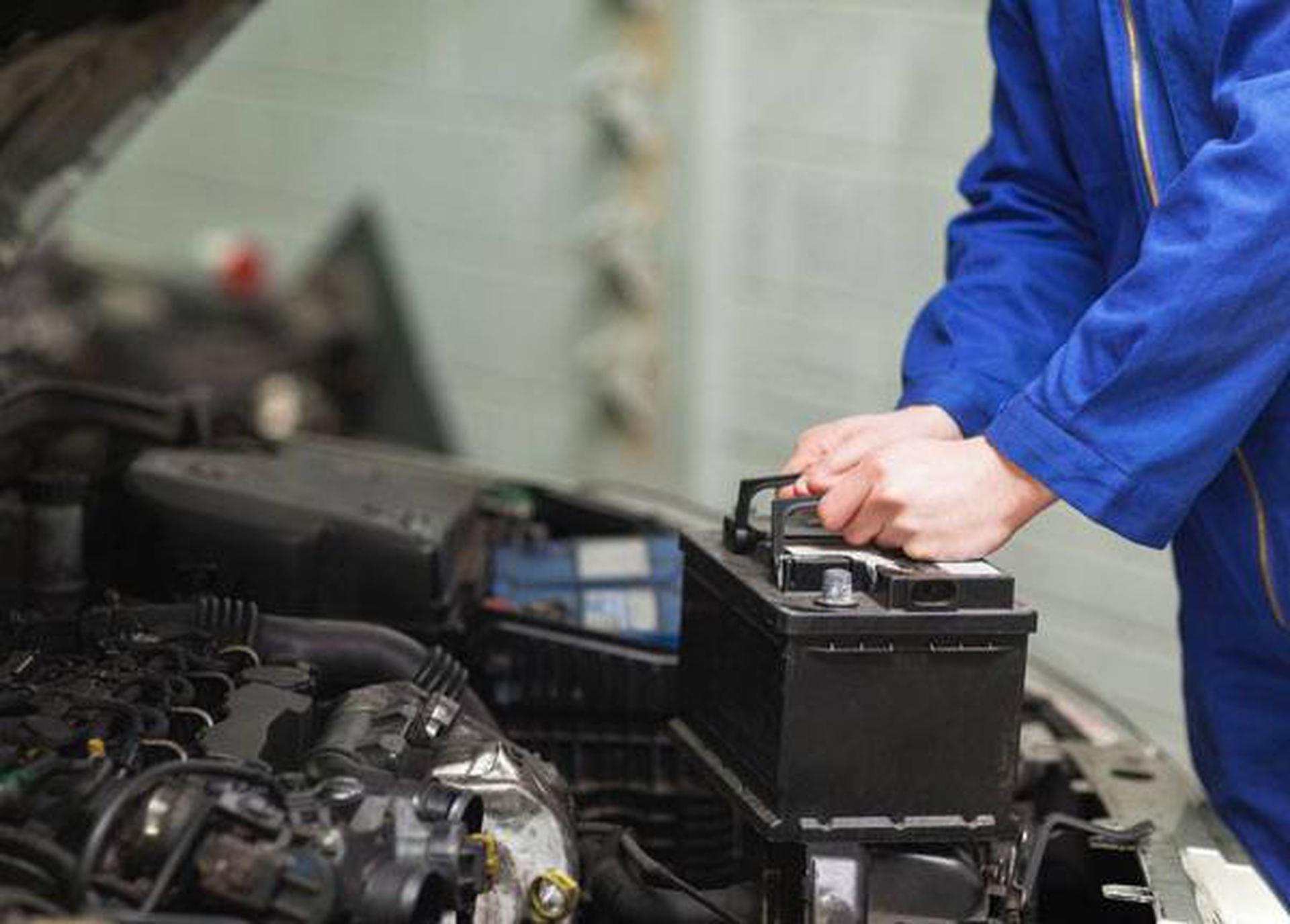 Car Battery Failure