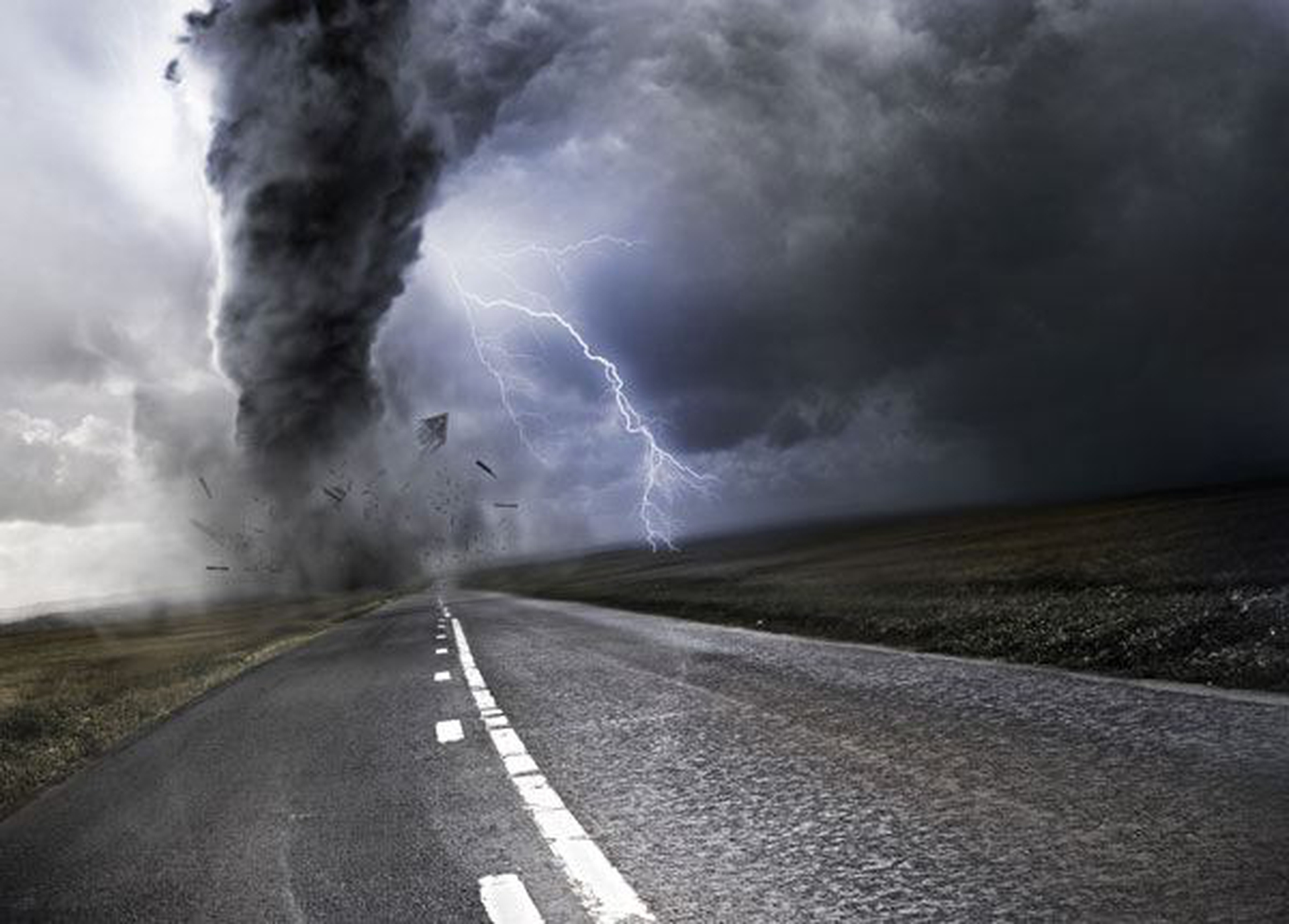 Driving in Hazardous Road Conditions